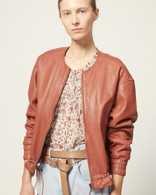 ISABEL MARANT ÉTOILE JACKET Woman ADAGIO JACKET r