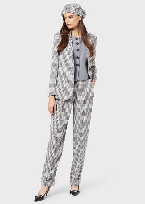 EMPORIO ARMANI Formal Jacket Woman r