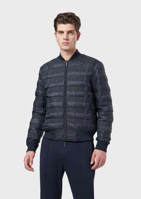 EMPORIO ARMANI Blouson Jacket Man f