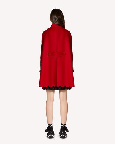 REDValentino SR3CGA15497 D05 Cloak - Cape Woman r