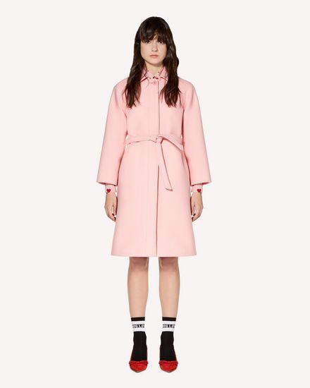 REDValentino Coat Woman SR3CA1R5497 517 f