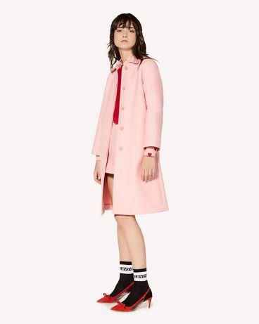 REDValentino SR3CA1R5497 517 Coat Woman d