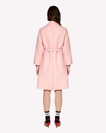 REDValentino SR3CA1R5497 517 Coat Woman r