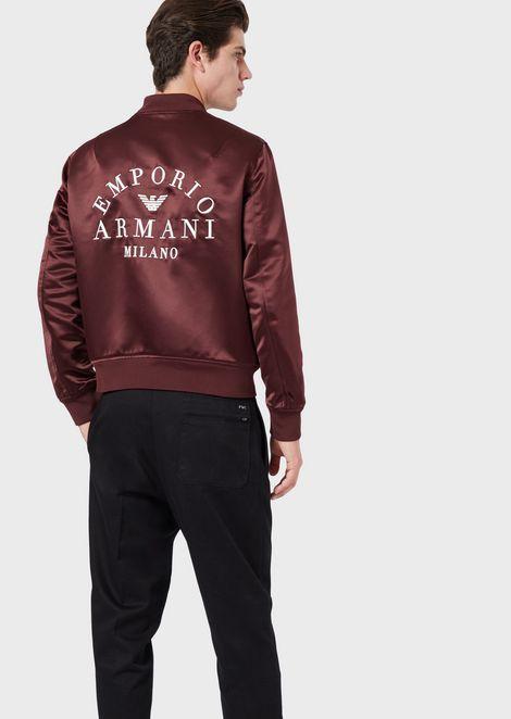 EMPORIO ARMANI Blouson Jacket Man r