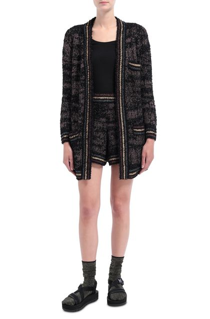 M MISSONI Jacket Black Woman - Back