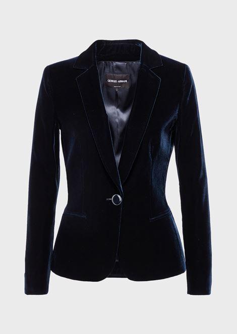 GIORGIO ARMANI Formal Jacket Woman f
