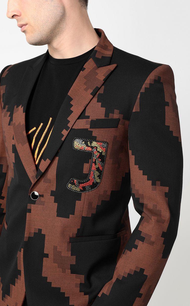 JUST CAVALLI Camouflage jacket Blazer Man e