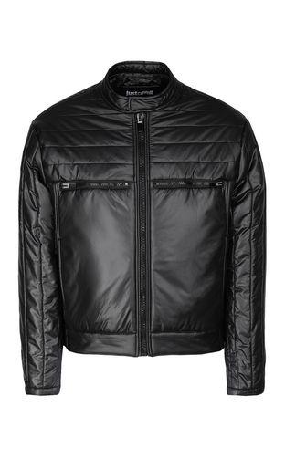 JUST CAVALLI Blazer Man Jacquard-leopard jacket f