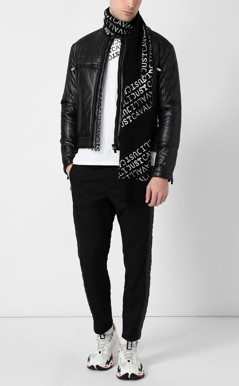 JUST CAVALLI Sporty jacket Jacket Man d