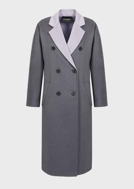 EMPORIO ARMANI Coat Woman d