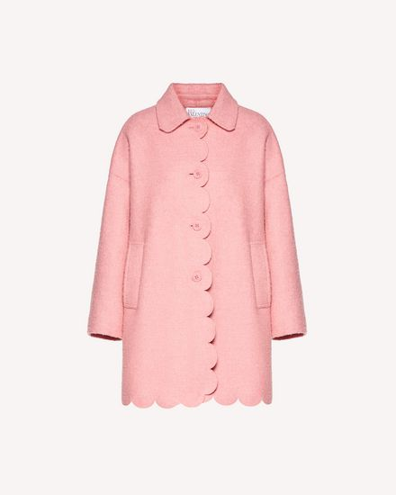 REDValentino Coat Woman SR3CAA75498 HH8 a