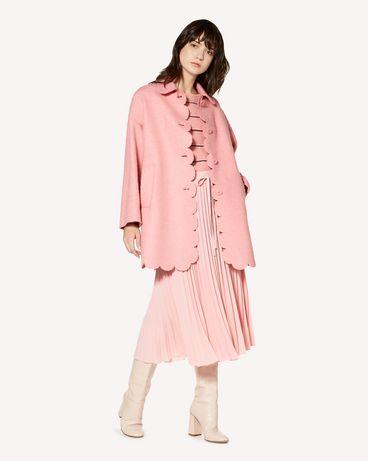 REDValentino SR3CAA75498 HH8 Coat Woman d