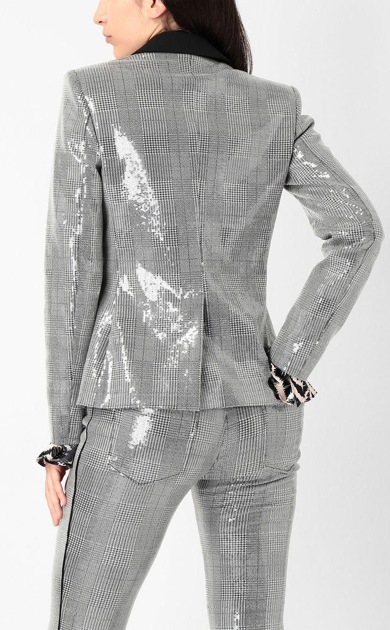 JUST CAVALLI Sequin blazer Blazer Woman a