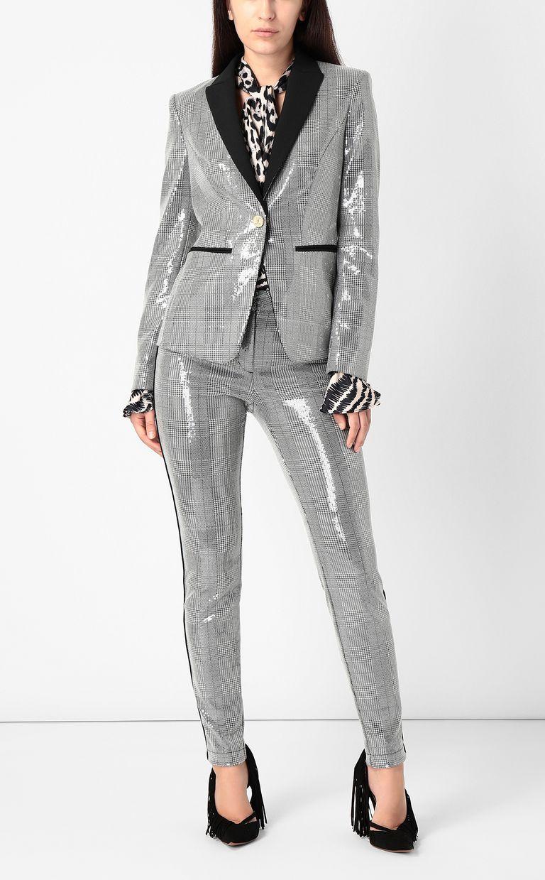 JUST CAVALLI Sequin blazer Blazer Woman d