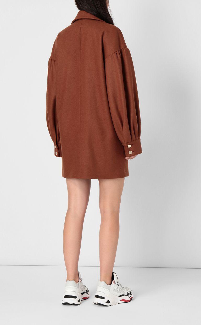 JUST CAVALLI Short coat Coat Woman a