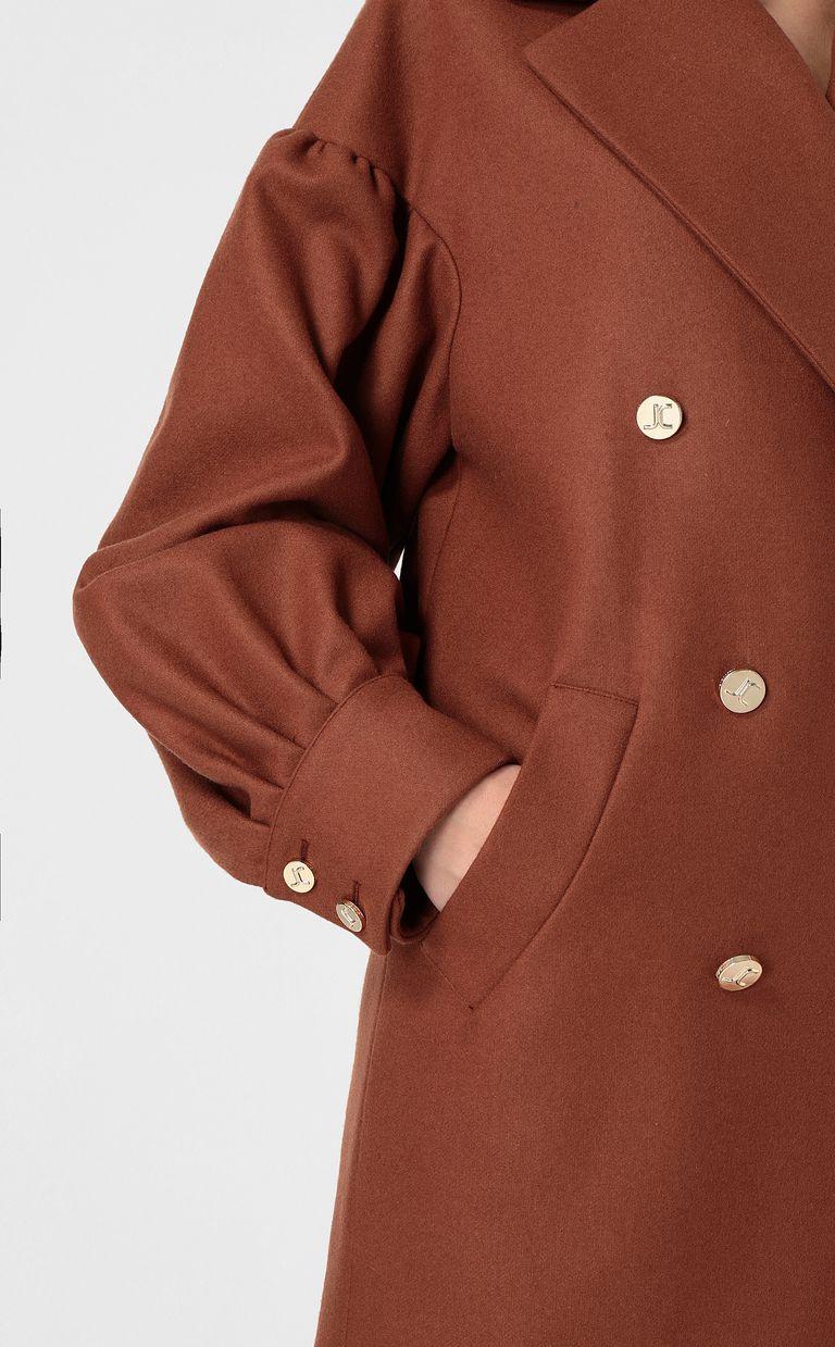 JUST CAVALLI Short coat Coat Woman e