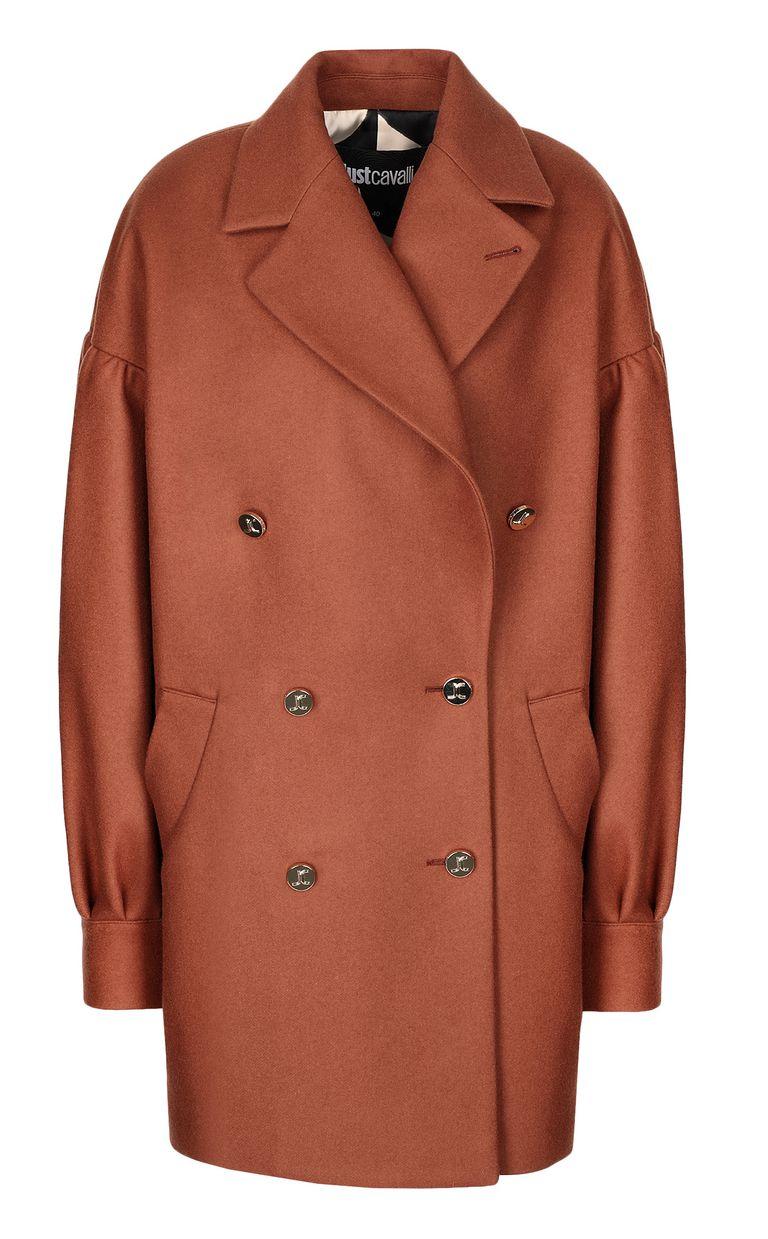 JUST CAVALLI Short coat Coat Woman f