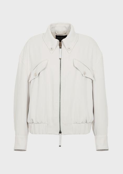 EMPORIO ARMANI Blouson Jacket Woman d