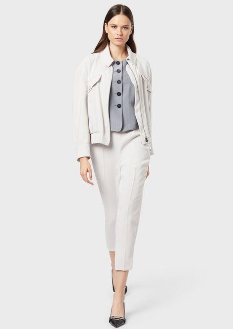 EMPORIO ARMANI Blouson Jacket Woman r