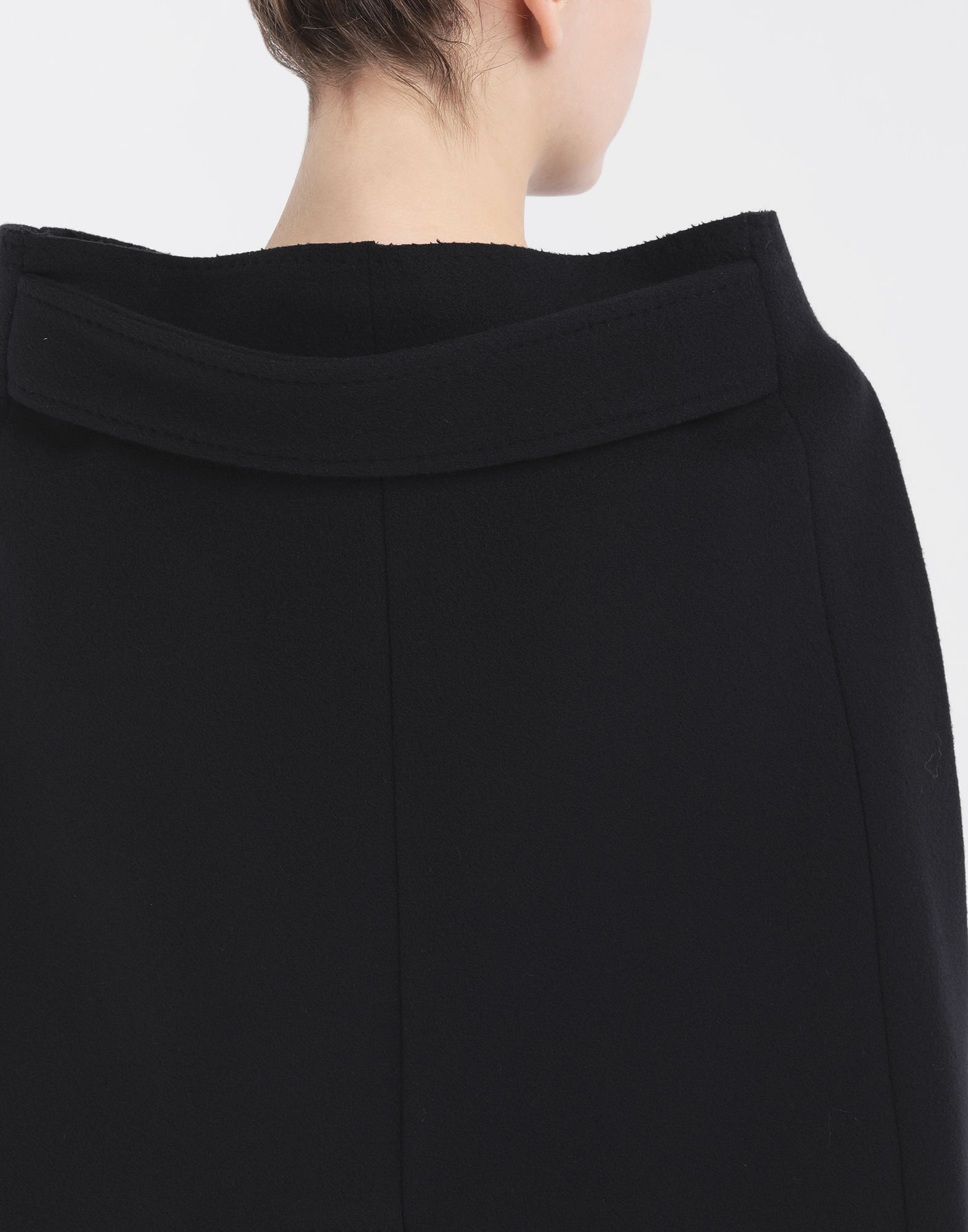 MAISON MARGIELA Wool cape Light jacket Woman b