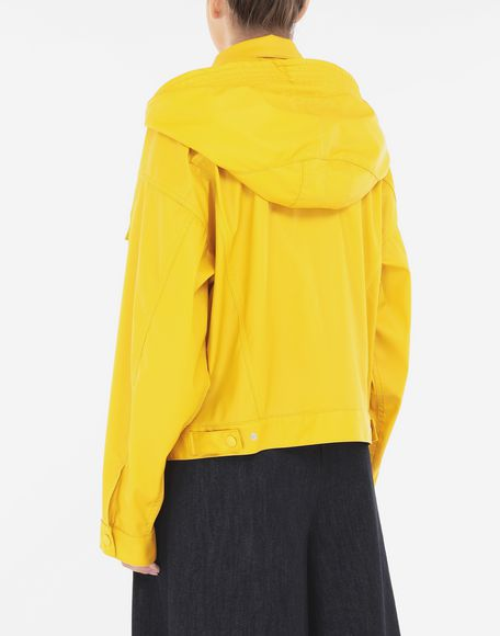 MM6 MAISON MARGIELA Hooded sports-jacket Light jacket Woman e