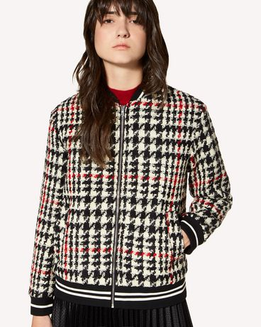 REDValentino SR3CIB40499 0NO Light jacket Woman e