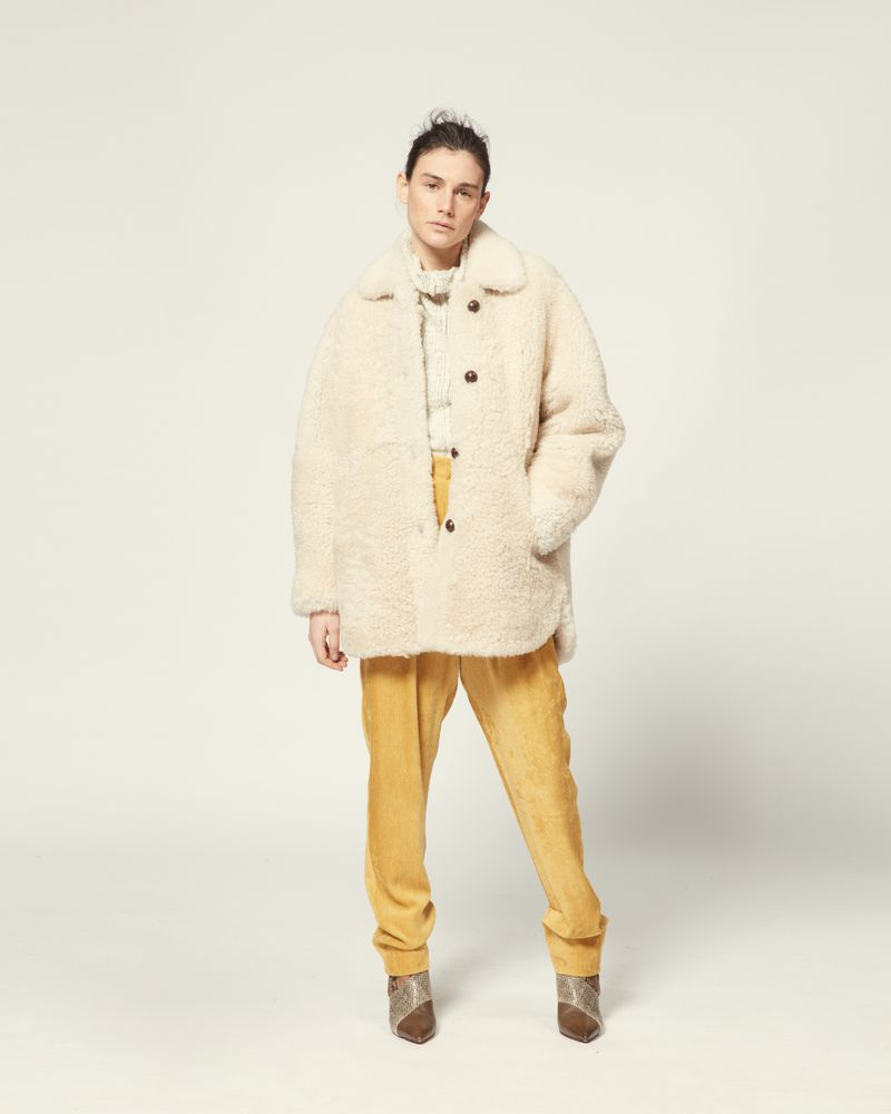 SARVEY COAT ISABEL MARANT