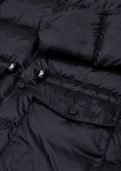 EMPORIO ARMANI Down Jacket Man d