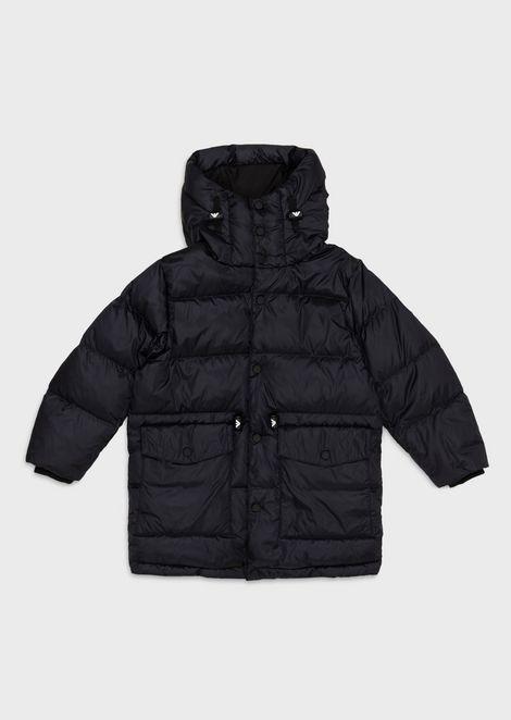 EMPORIO ARMANI Down Jacket Man f