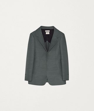 JACKET IN WOOL BLEND