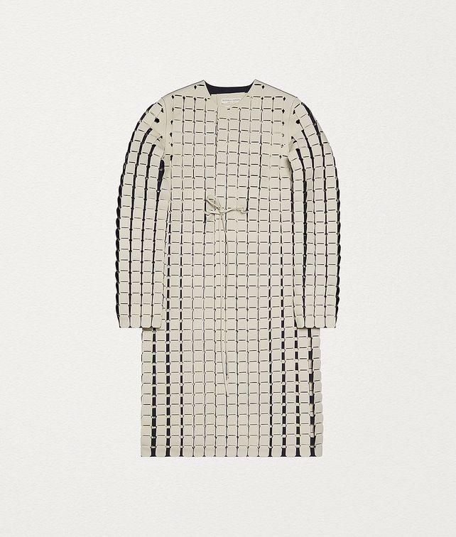 BOTTEGA VENETA COAT IN COTTON Outerwear and Jacket Woman fp