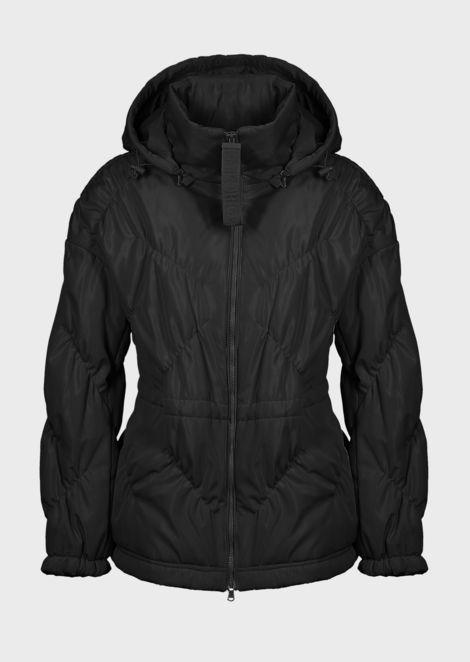 EMPORIO ARMANI Puffer Jacket Woman d