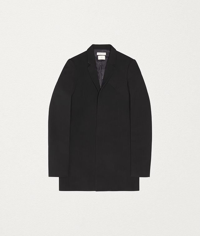 BOTTEGA VENETA JACKET IN DOUBLE WOOL Outerwear and Jacket Man fp