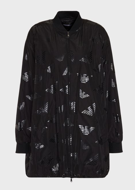 EMPORIO ARMANI Caban Coat Woman d
