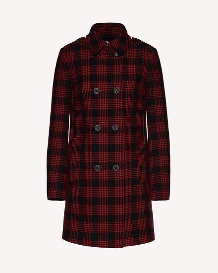 REDValentino Coat Woman SR3CAA5549A D05 a