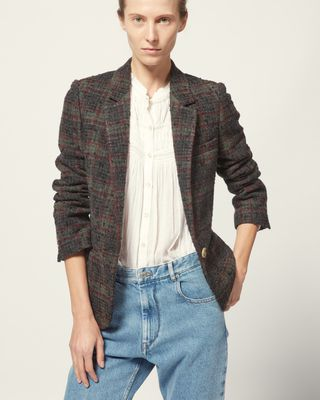 ISABEL MARANT ÉTOILE JACKET Woman KICE JACKET r