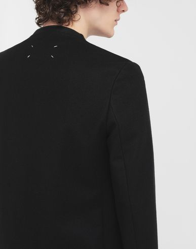 COATS and JACKETS Décortiqué jacket Black