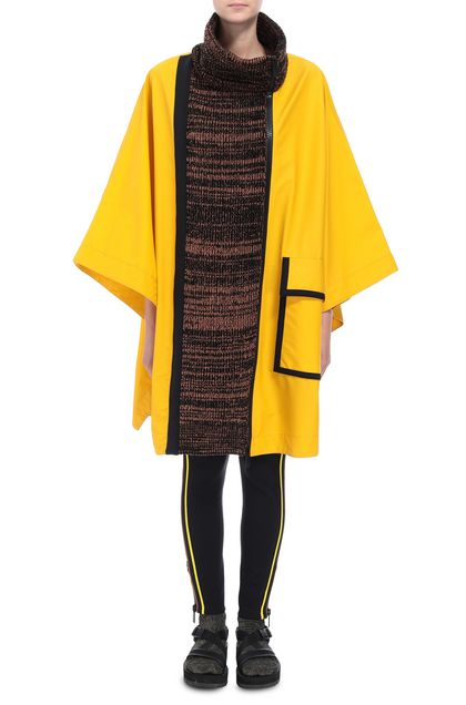 M MISSONI Wrap Ochre Woman - Back