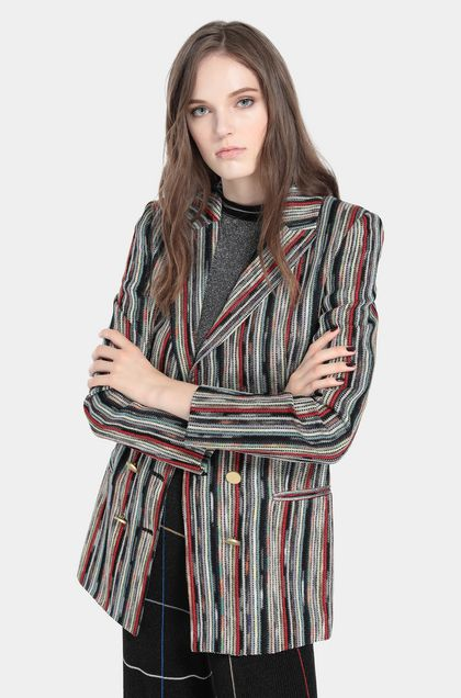 MISSONI Jacket Green Woman - Front