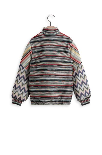 MISSONI KIDS Coat Red Woman - Front