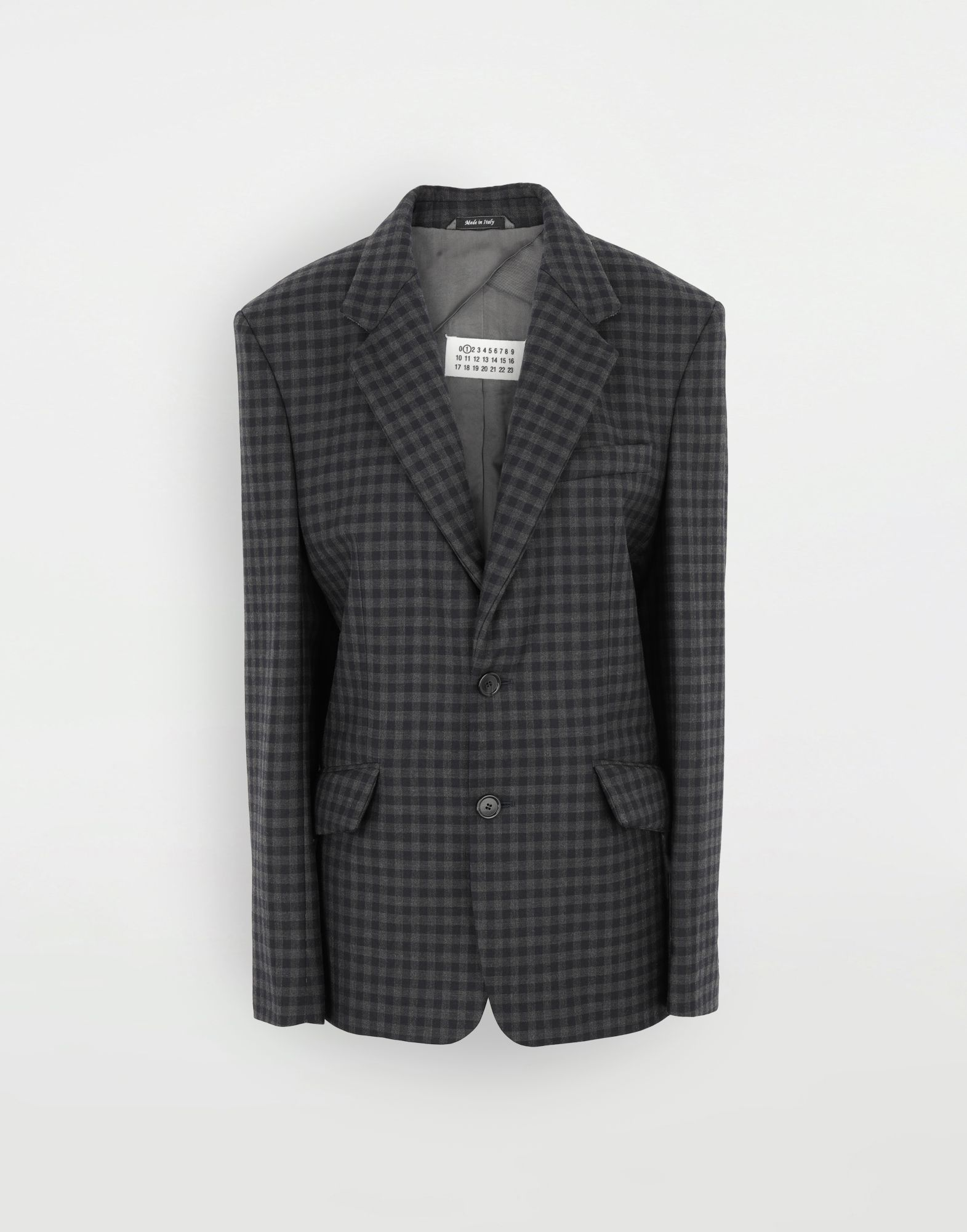 MAISON MARGIELA Padded blazer Jacket Woman f
