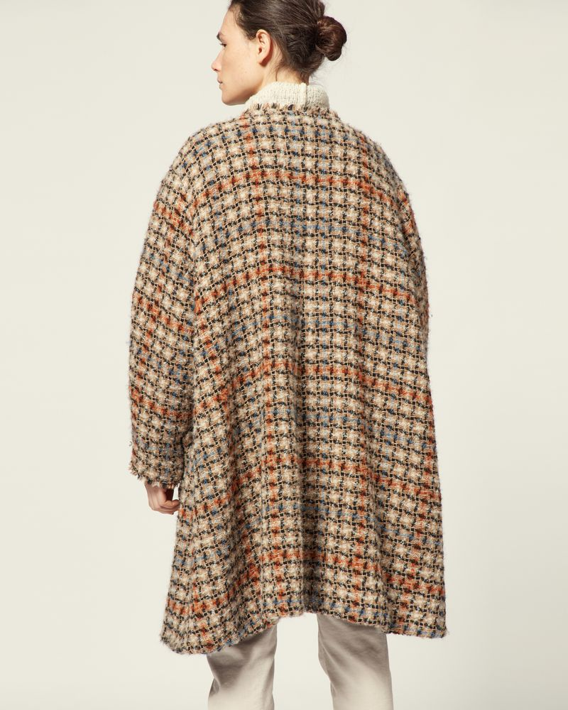 ZABAN COAT ISABEL MARANT