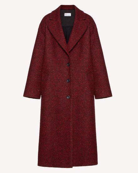 REDValentino Coat Woman SR0CAA954H4 L58 a