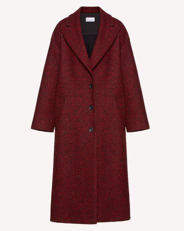 REDValentino SR0CAA954H4 L58 Coat Woman a
