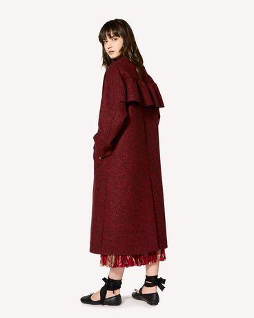 REDValentino SR0CAA954H4 L58 Coat Woman d