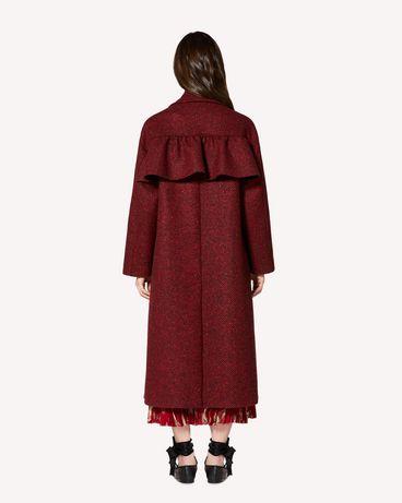 REDValentino SR0CAA954H4 L58 Coat Woman r