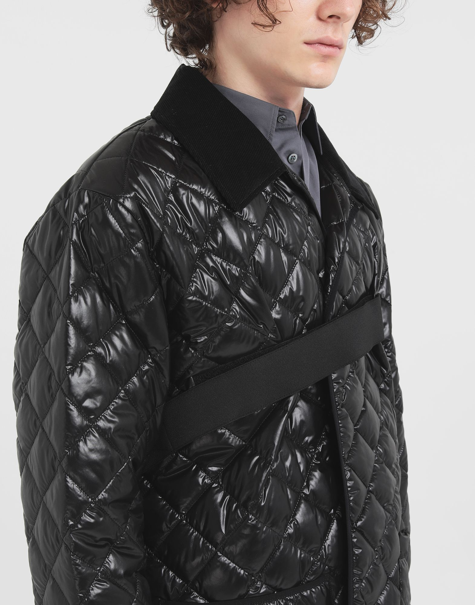 MAISON MARGIELA Quilted jacket Light jacket Man a