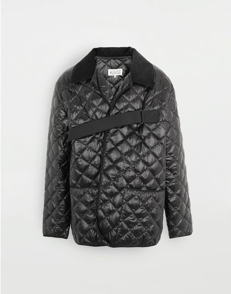 MAISON MARGIELA Quilted jacket Light jacket Man f