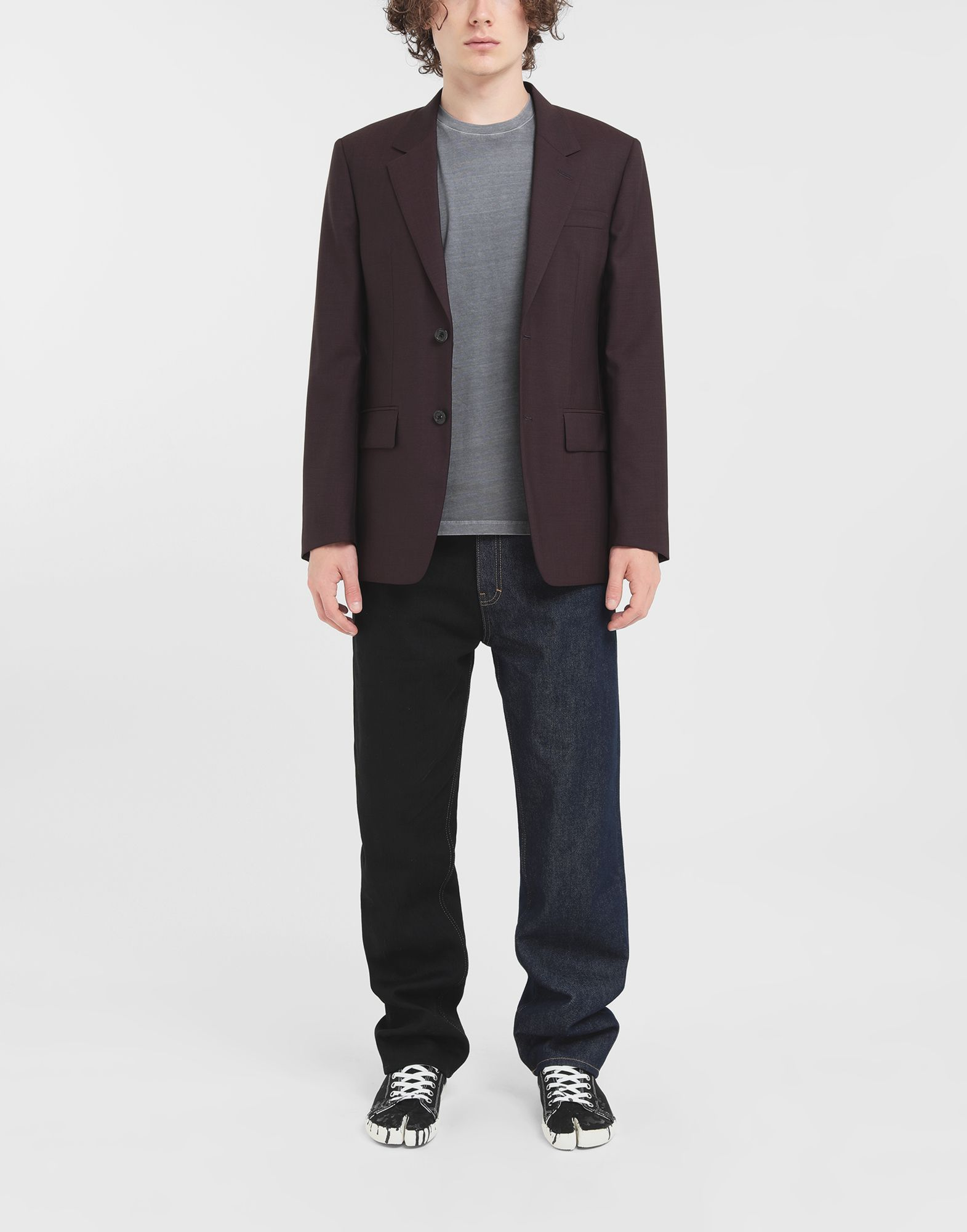MAISON MARGIELA Wool blazer Jacket Man d