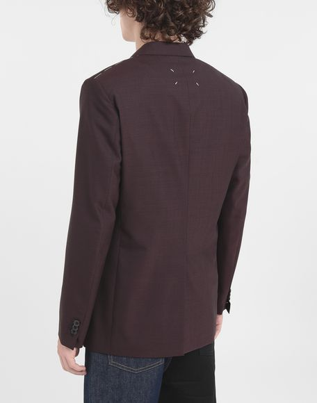 MAISON MARGIELA Wool blazer Jacket Man e